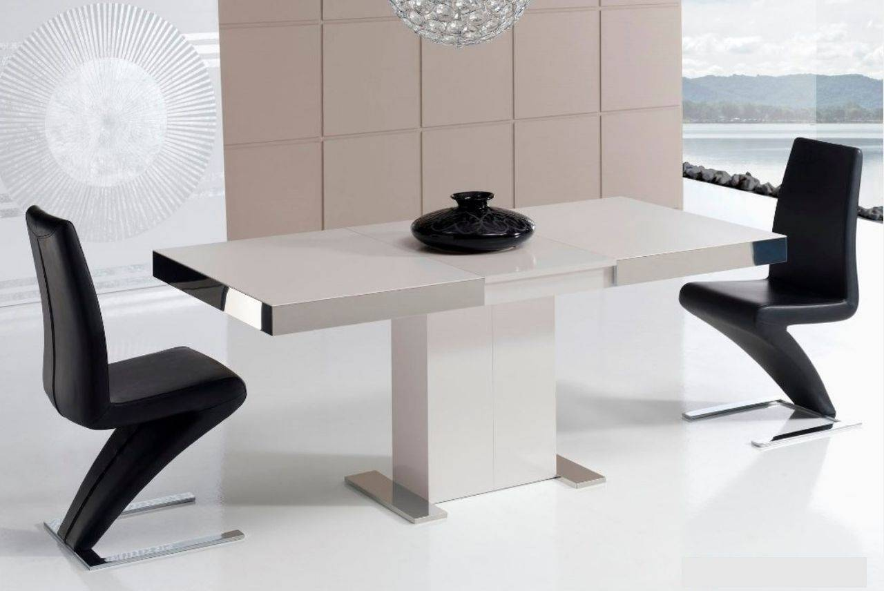 Mesa comedor extensible IN142-1